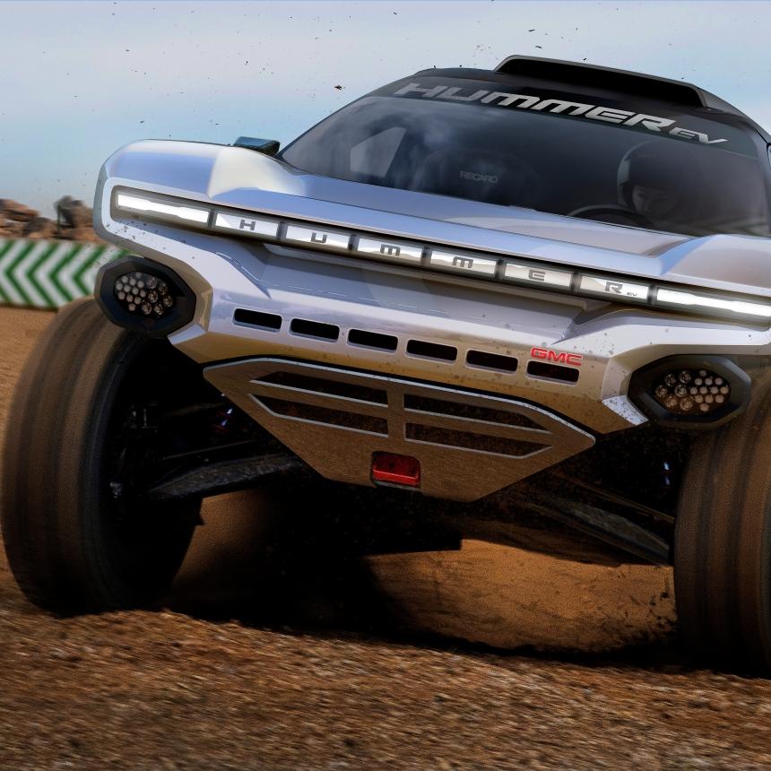 |Photographer: Jordi Rierola|Event: Preseason Testing|Circuit: MotorLand Aragon|Location: Alcaniz|Series: Extreme E|Country: Spain|Season: 2020|Keyword: 2020|Team: Chip Ganassi Racing|Car: Spark ODYSSEY 21|Driver: Sara Price|Driver: Kyle LeDuc|