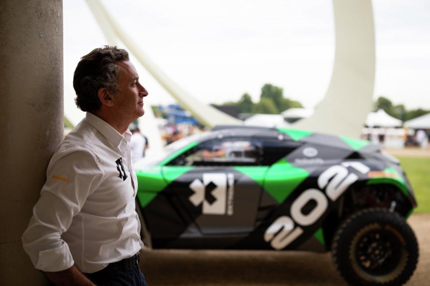   Photographer: Shivraj Gohil  Event: Goodwood Festival of Speed  Circuit: Goodwood Hillclimb  Location: Chichester Country: UK  Car: Odyssey 21 